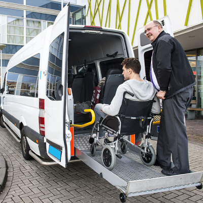 Assistance with Travel Transport